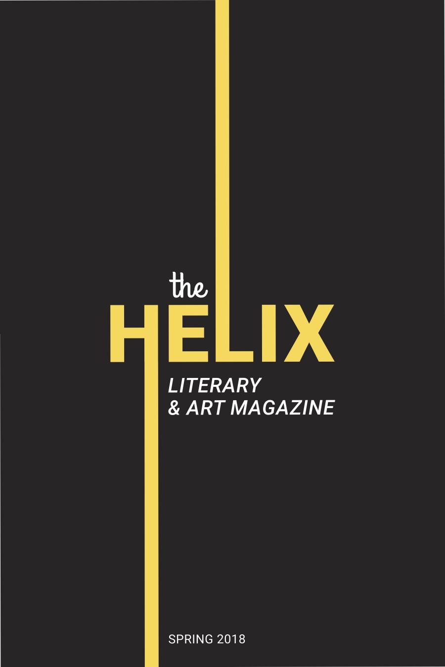 The Helix – Literary and Art Magazine